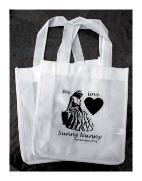 We Love Sunny Nunny bag