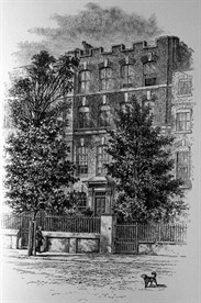 final years Cheyne Walk last home 1880